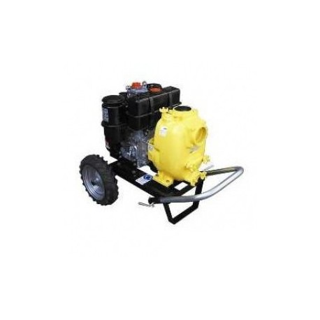 Varisco JD 3-140 G10 MLD08 TROLLEY
